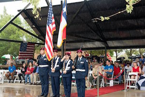 Sugar Land Memorial Day Ceremony