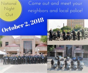 National Night Out registration is now OPEN!