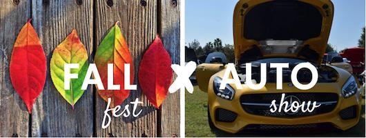 2018 Car Show x Fall Fest