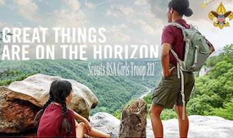 Scouts BSA Girls Troop Information Night