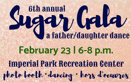 Sugar Gala Father/Daughter Dance