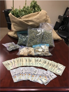 Fort Bend County deputies bust a marijuana grow house in Needville.