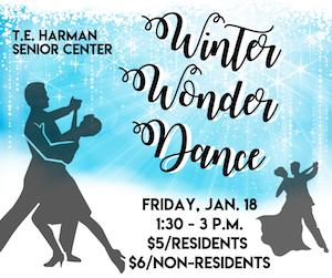 Winter Wonder Dance T.E. Harman Senior Center
