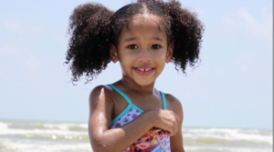 Four year old Maleah Davis is still missing.