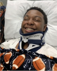 'We need prayers' Rally will be held tonight for Austin High School football player.