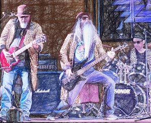 Town Square Tribute: ZZ Top Cover