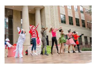 holiday dance showcase