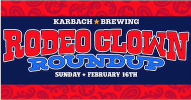 Karbach's Rodeo Clown Roundup 2020