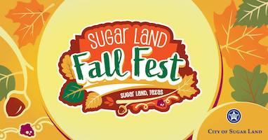 City of Sugar Land's Virtual Fall Festival