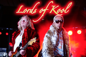 Disco Night Ft. Lords of Kool